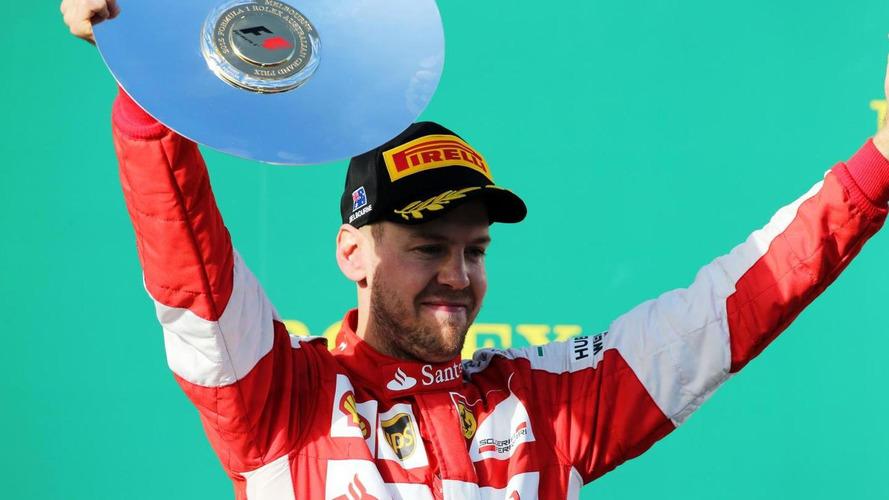 Vettel doubted Ferrari seat offer - Arrivabene