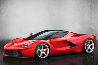 Ferrari LaFerrari is the Oddly Named Enzo-Successor