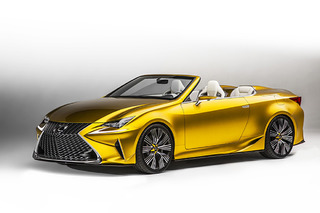 5 Flaws of the Stunning Lexus LF-C2 Concept