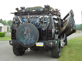 eBay WTF! of the week: Hummer H2 Black Knight