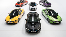 BMW i8 BMW Individual Colors