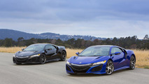 Acura NSX details three NSXs for The Quail, A Motorsports Gathering