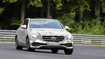 Mercedes-Benz E-Class W213 returns in 14 fresh spy shots