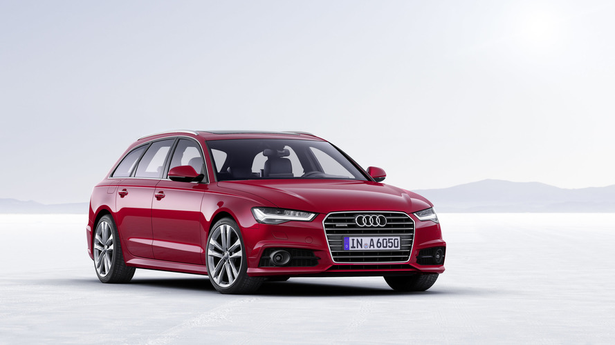 Audi A6, A7 get subtle facelift, more equipment [55 pics]