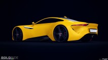Jaguar Envision XK Concept by Vanatical Design