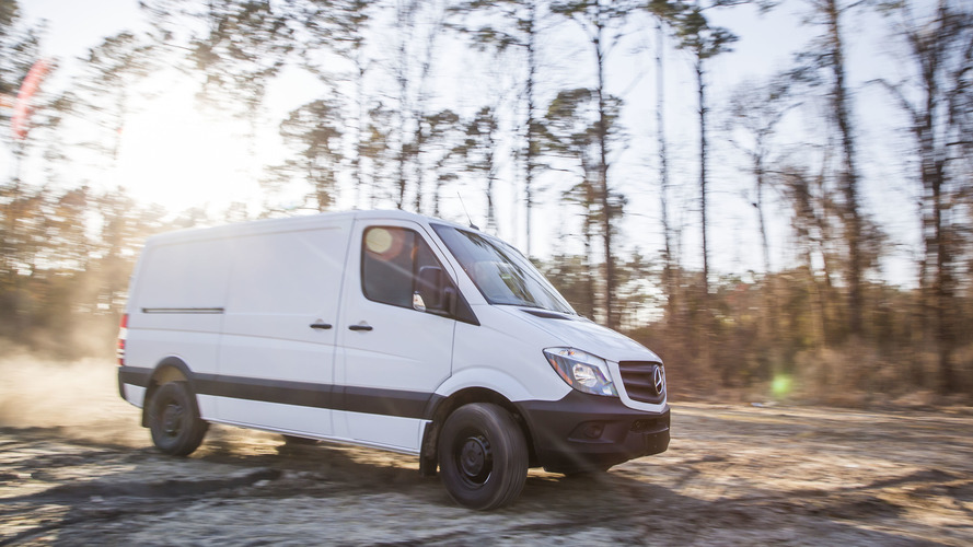 Mercedes-Benz tore down complete Sprinter vans to avoid tax