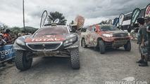 #302 Peugeot: Stéphane Peterhansel, Jean-Paul Cottret