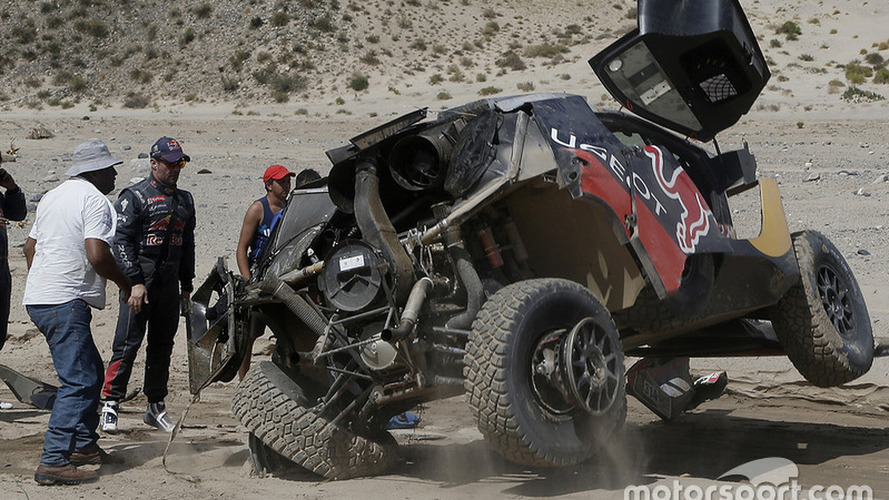 Loeb: Victory bid over after
