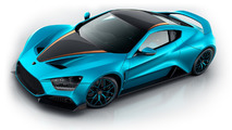 Zenvo TS1 GT packs twin superchargers and 1,163 hp for Geneva