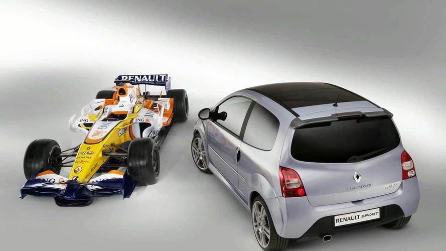 Renault Twingo RS Videod & Unleashed