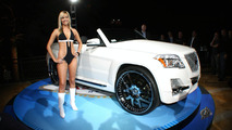 Mercedes GLK Tuner Vehicles Unveiled at SEMA