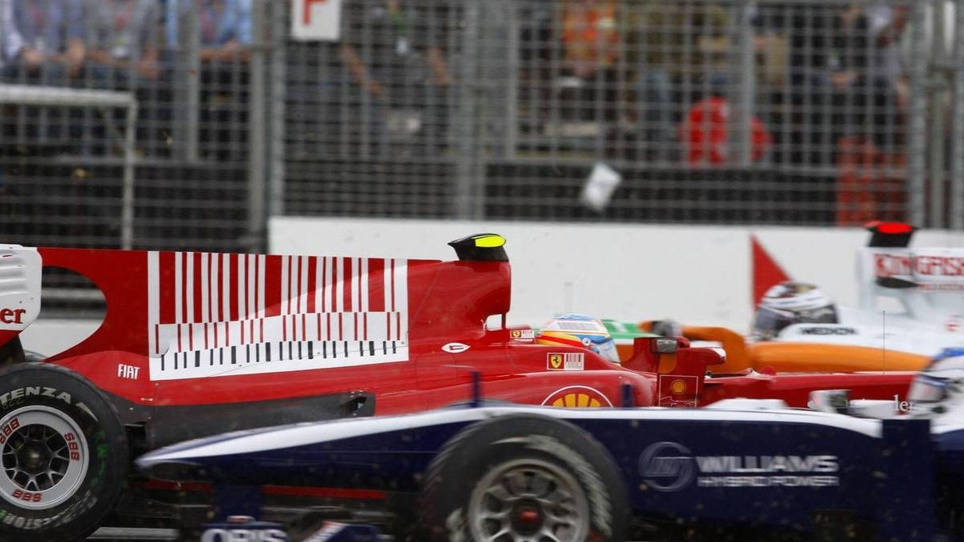 Australian GP thriller was 'lesson' after Bahrain criticism