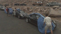 Google Streetview Catches Porsche Prototypes Testing