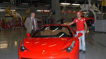 Ferrari 458 Italia HELE coming to Geneva - report [video]