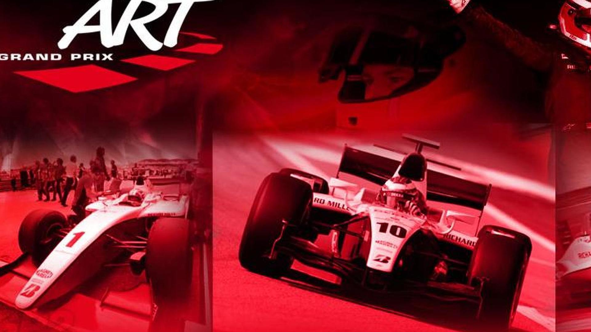 GP2 team ART withdraws bid for 2011 F1 debut