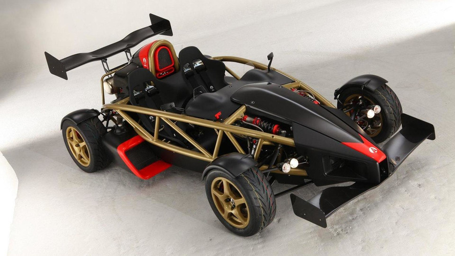 Ariel Atom V8 set for launch - more details & images released