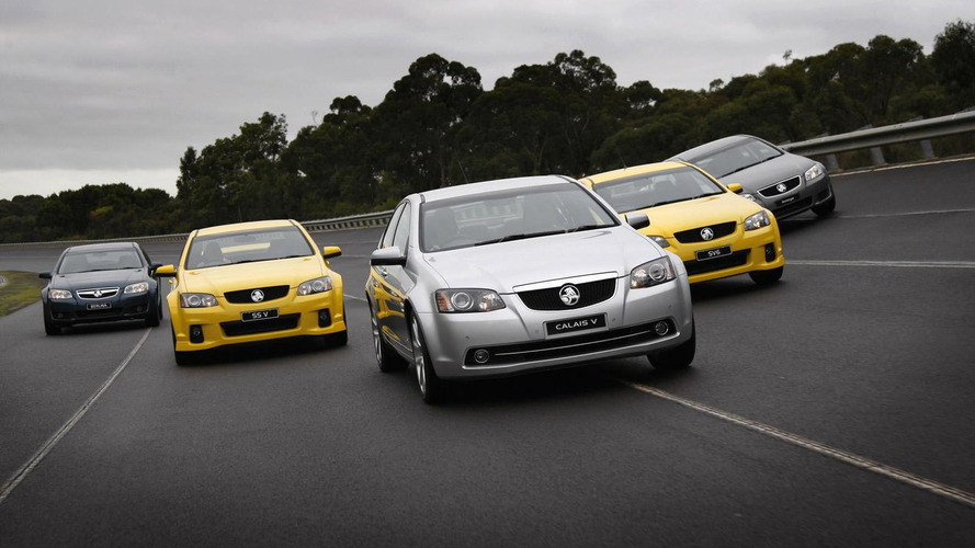 Holden Commodore returning to U.S. - report