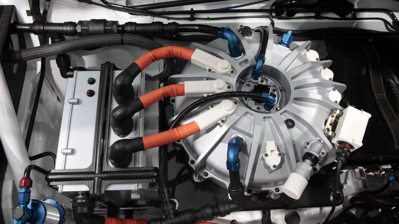 Porsche 911 GT3 R Hybrid 28.04.2010