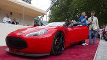 Aston Martin V12 Zagato, Concorso d'Eleganza Villa d'Este 2011, 22.05.2011