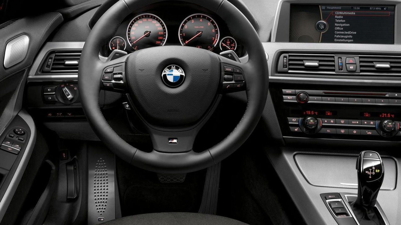 2012 BMW 6-Series with M-Package - 1.7.2011