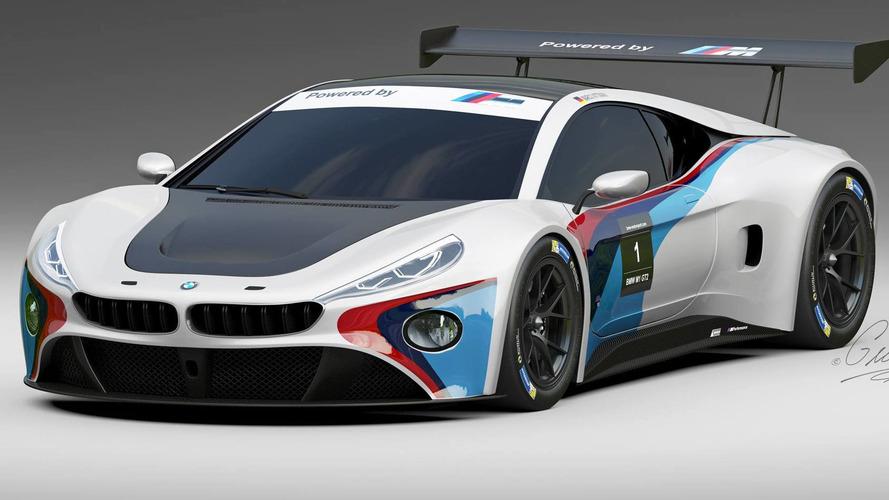 BMW M1 spiritual successor virtually imagined