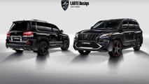 Lexus LX 570 Alligator by Larte