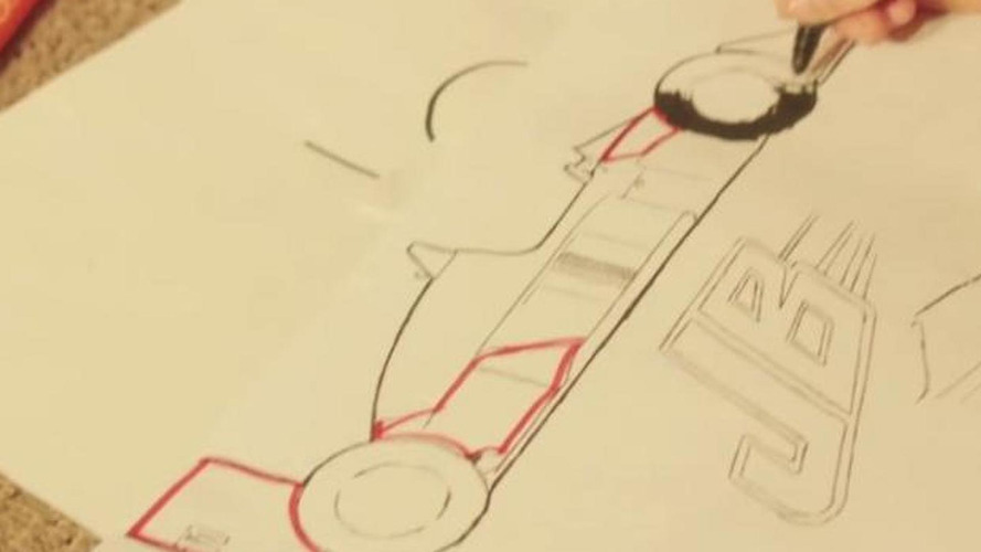 Now McLaren gives preview of 2015 design