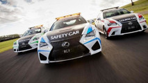 Lexus RC F Safety Car