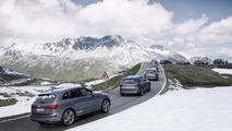 Audi builds their six-millionth model with quattro all-wheel drive