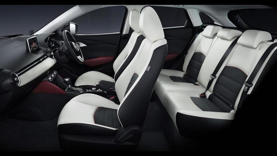 2016 Mazda CX-3 bows in Los Angeles [video]