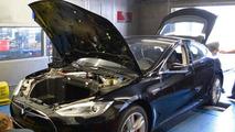 Saleen Tesla Model S prototype