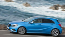 2013 Mercedes A-class leaked pic
