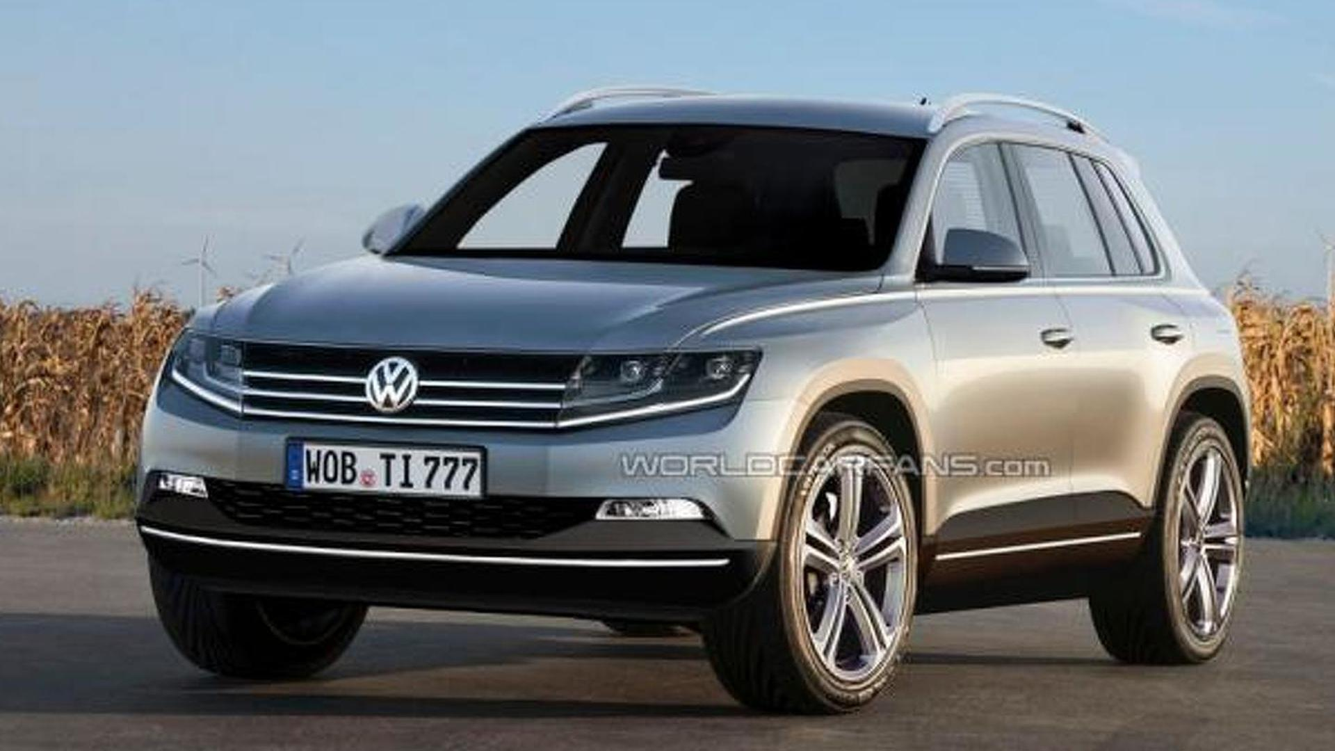 Volkswagen consider adding mid-size SUV to line-up