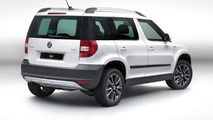 Skoda Yeti Sochi special edition debuts in Moscow