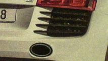 Leaked: Audi R8 V12 TDI Study for Detroit