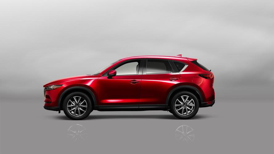 Mazda - Première européenne pour le CX5 et deux restylages  à Genève