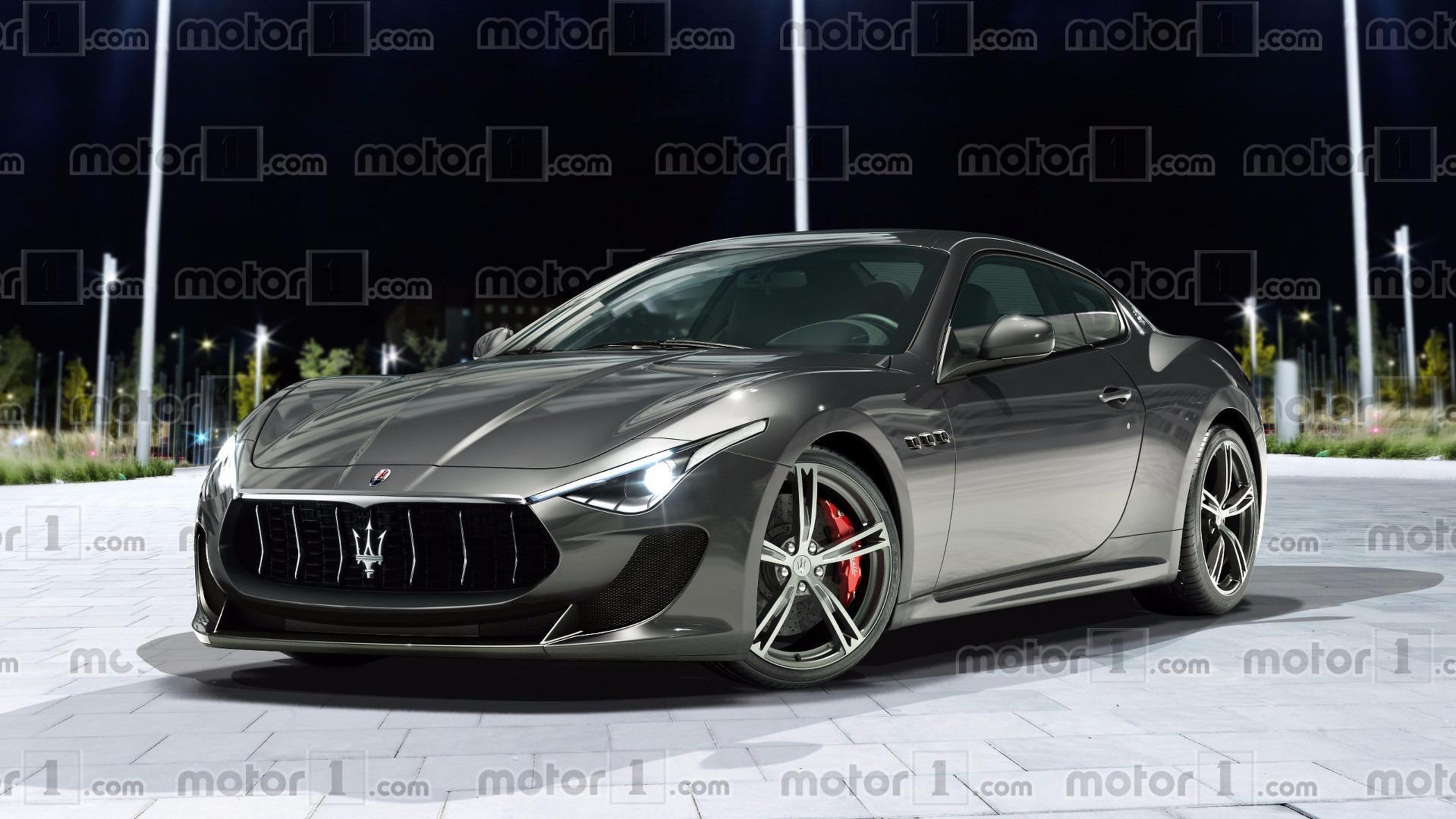Maserati Granturismo Reviews >> 2018 Maserati GranTurismo render predicts a beautiful future