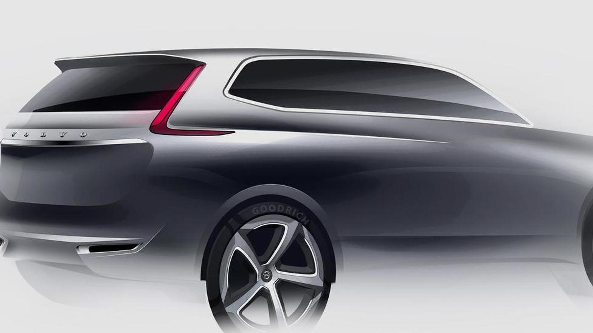 2015 Volvo XC90 comes into focus - rumors