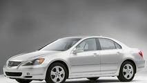 Acura RL & TSX on 2005