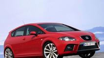 Seat Leon Cupra and Leon SUV Spy Photos