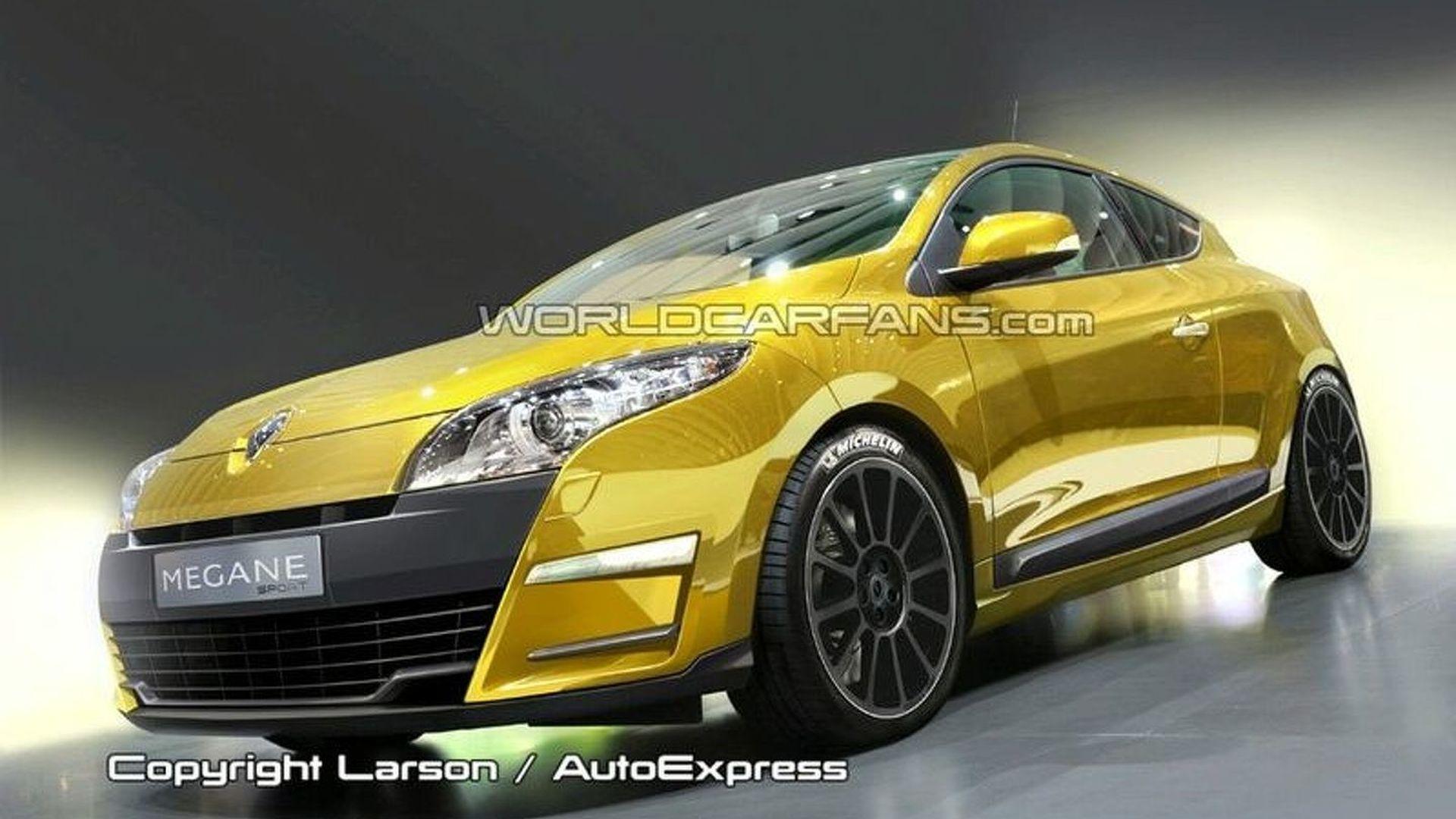 New Renaultsport Megane Headed for Geneva