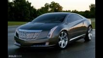 Cadillac Converj ELR Concept