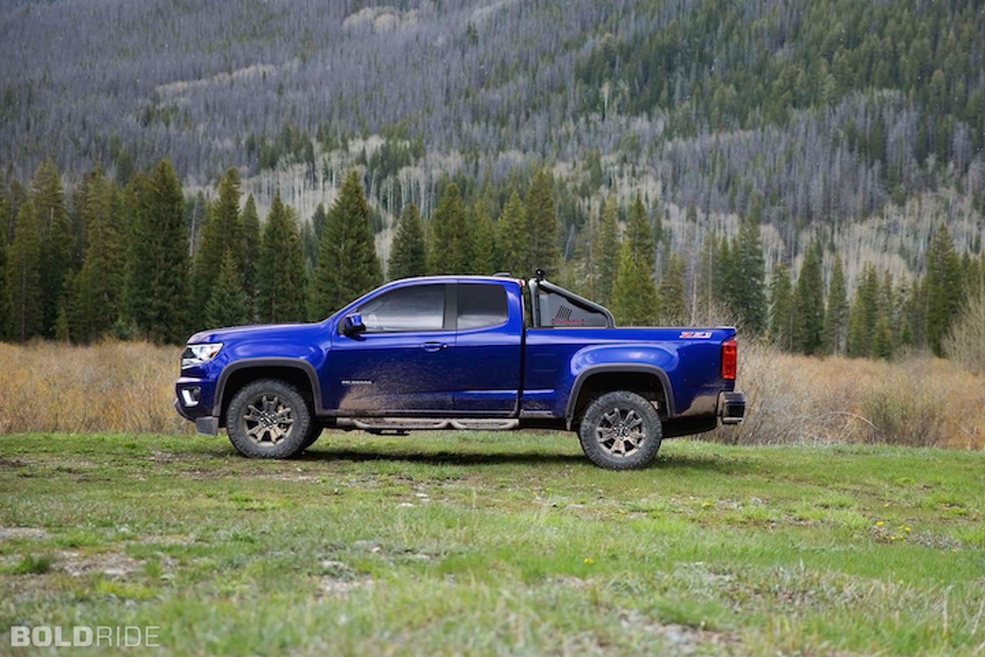 Chevy Colorado Z71 Trail Boss is the Truck We've Wanted