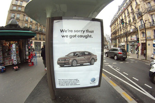 Fake Ads Mock Paris Climate Change Conference