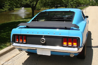 1970 Ford Mustang Boss 302 Grabs Our Attention: Your Ride