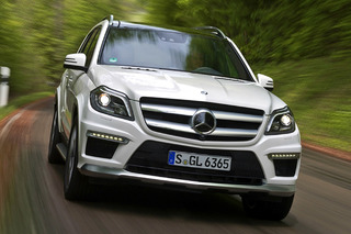 2013 Mercedes GL63 AMG: The Ultimate Mommy-Mobile