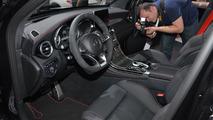 Mercedes-AMG GLC43 live in New York