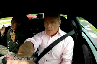 Behind the Scenes of 60 Minutes' Lamborghini Story [video]