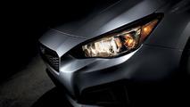 2017 Subaru Impreza teased ahead New York debut