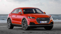 Audi rules out minivan and A8 Avant; TTQ due after 2020 if approved